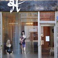 House of Harlot's New Shopfront
