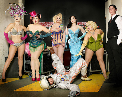 Interview with Producer of Cabaret New Burlesque