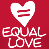 Equal Love matters support the campaign