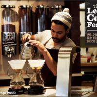 The London Coffee Festival 2013